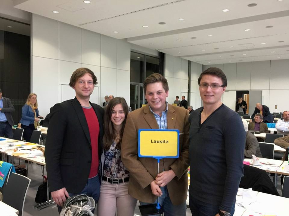 Zwei jungliberale Lausitzer treten zur Bundestagswahl an