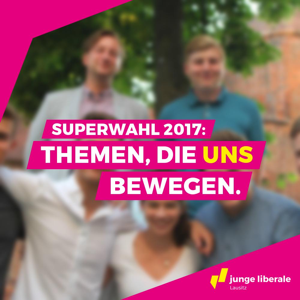 Superwahl 2017 – Tag 1