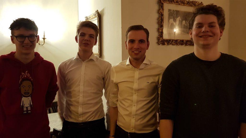 JuLis Potsdam starten jung und dynamisch ins Jahr 2018