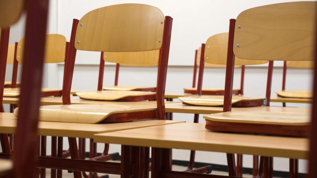 Luftfilter an Potsdams Schulen